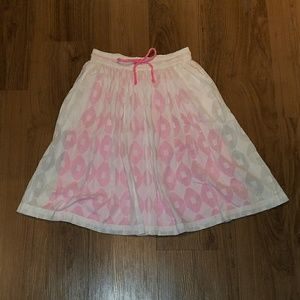 NWOT Unique Feminine Circle / Skater Skirt NWOT